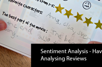 Teaser Image for sentiment analysis part 1