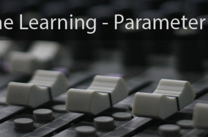 Machine Learning - Parameter Tuning